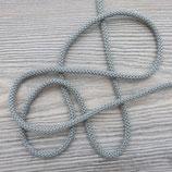 Gestrickte Kordel 4,5mm taube 33