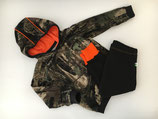 Pullover&Hose - Realtree/orange/schwarz