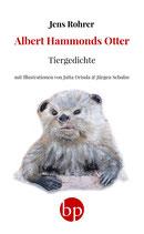 Albert Hammonds Otter - Tiergedichte - Taschenbuch mit 38 schwarz-weißen Illustrationen von Jutta Drinda und Jürgen Schulze
