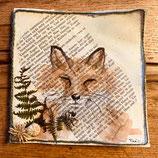 Grusskarte Fuchs