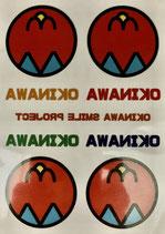 オリジナルロゴ タトゥーシール