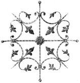 Zierelement - Meister-Barock (422001)
