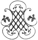 Zierelement - Meister-Barock (422009)
