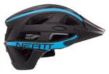 Casque VTT Neatt Basalte Race Noir Bleu