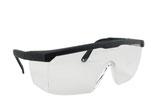 Schutzbrille 659/2 schwarz