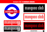 marquee club 6 sticker sheets-A