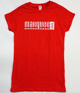 marquee Woman Trad Logo Red