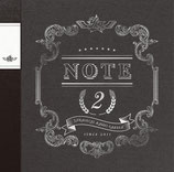 【CD】2nd album『NOTE2』