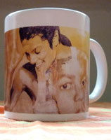 MJ You are not alone Tasse