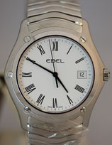 Ebel Classic Wave Herrenuhr 37mm Quarz