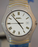 Ebel Classic Gent XL Herrenuhr 40,7mm Quarz