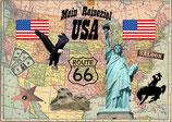Mein Reiseziel USA