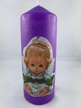 """Zylinder Violett """"Engel """""""