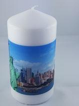 """Zylinder Gross Weiss """"New York"""""""