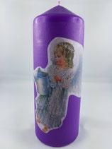 """Zylinder Violett """"Engel 27"""""""