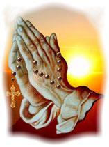 Betende Hände 6