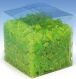 Wachswürfel Grün