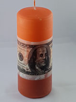 "Zylinder Hoch Gross Orange"" 100$"""