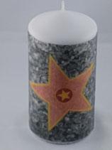 """Zylinder Gross Weiss """"Walk of Fame"""""""