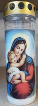 """Grabkerze """"Mutter Maria 17"""""""