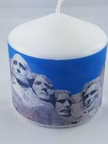 """Zylinder Tief Weiss """"Mount Rushmore"""""""