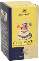 Geburtstagstee - Bio Kräutermischung Sonnentor Tee