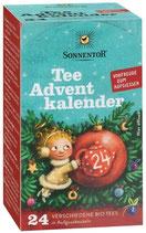 Adventkalender - Biomischungen Sonnentor Tee