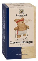 Ingwer Energie - Bio Gewürzmischung Sonnentor Tee