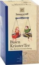 Basenkräuter - Kräutermischung Sonnentor Tee