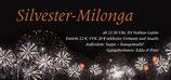 Eintrittskarte Silvestermilonga 2019