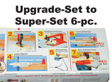 A08-6 Upgrade to Super-Set with 6 pc. - in stock again