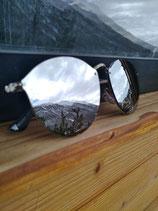Lunettes Miroirs gris