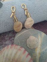 Boucles coquillage 1