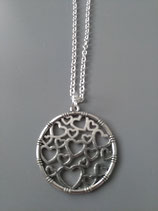 Collier Coeur 11
