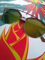 Lunettes Miroirs multicolores
