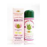 Gel Aloe Vera Dermogético 100% puro (Caja Rosa) 250 ml.