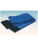Cincha elástica con Velcro 8 cm. x 100 cm.
