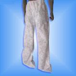 Pantalón Presoterapia Polietileno. COLOR BLANCO