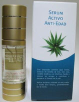 Sérum Activo Antiedad 30 ml.