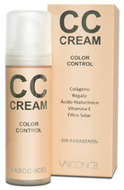 CC Cream 30  ml. airless. Crema color anti envejecimiento