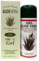 Gel Aloe Vera Dermogético 100% puro (Caja Verde) 250 ml.