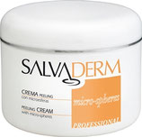 Crema Peeling (Microesferas) 500 ml. Salvaderm