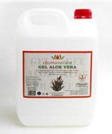 Gel Aloe Vera Dermogético 100% Puro 5 litros