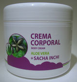 Ref. 170500 Sacha Inchi - Aloe Corporal 500 ml.