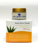 Aloe Gold Cream FPS 15 50 ml.