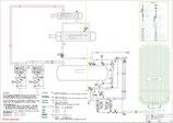Alarmplan auf PVC-Platte - bis Format A0