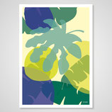 Tropicals >Blatt grün<