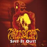""" Live Album """"Spit It Out! Live At Megaforce"""" """