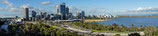 Perth Panorama from King's Park 2