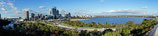 Perth Panorama from King's Park